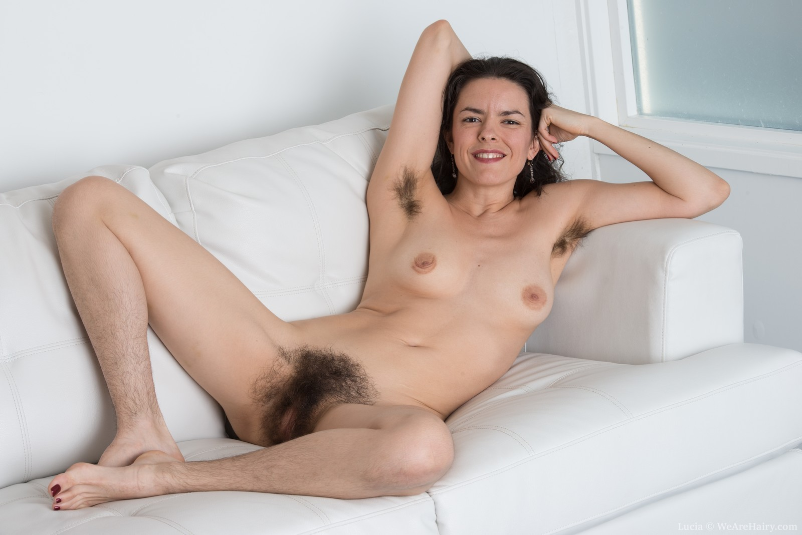 Girls with hairy pussies